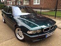 1999 BMW E38 735i Sport V8 +++ Special Order Huge Spec +++
