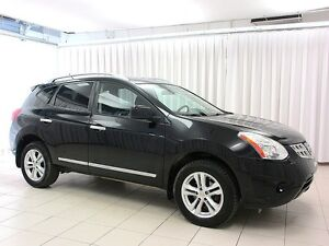 2012 Nissan Rogue 2.5SV AWD SUV w/ A/C, BACK-UP CAM & ALLOYS