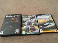 Simulator PC games