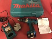 Makita 14.4 v cordless drill