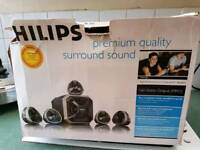 Philips 5.1 computer & game speakers