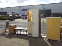 Free to Collect ASAP - Wardrobes and Table