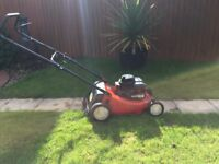 Petrol mower, excellent working condition. Collection only.