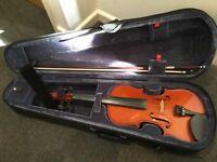 Violin for sale 4/4 full size + case