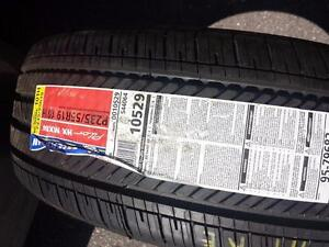 ONE TIRE ONLY MICHELIN HIGH PERFORMANCE ' H ' RATED 235/55/19 ALL SEASON TIRE.