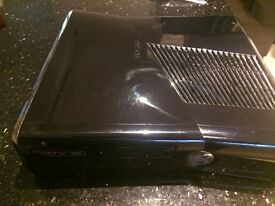 Xbox 360 with 2 controllers for sale. Collection or I can deliver locally