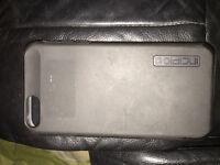 Genuine authenic Apple iphone 6 plus mobile phone black incipio case