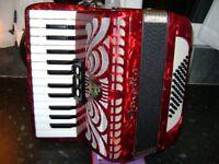galotta 48 bass accordion needs repair very cheap to clear