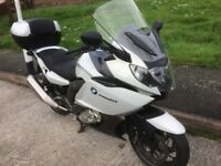 Bmw k1600 gt se fbmwsh only 12,600 miles, just been serviced.