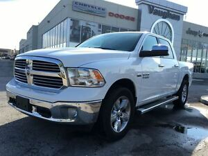 2016 Ram 1500 Big Horn Crew Cab 4x4 - Only 9611 kms