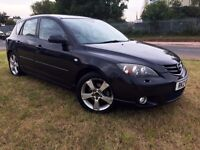 Mazda 3 2.0 Sport, 1 former keeper, 2006 reg, Low 67k Mileage! Loads of Service History, MOT Aug2017