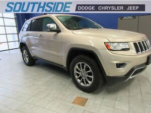 2015 Jeep Grand Cherokee LIMITED 4X4 w/TECH PKGE/DVD