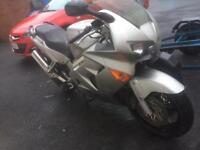 Honda vfr 800 21k 1998 just mot great condition ride away