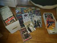 Comic book collection over 120
