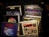 CD'S mixed