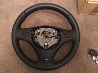 Bmw m3 E90 91 92 93 steering wheel