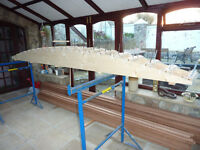 Deck beam former