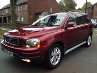 VOLVO XC 90 2.4 D AUTO 2007 FULL SERVICE HISTORY SAT NAV 7 SEATS HPI CLEAR P/X WELCOME