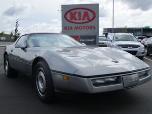 1984 Chevrolet Corvette Targa Top - Incredible Condition