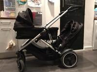 Phil & Teds Voyager Double Pushchair