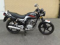 lexmoto arrow 125 motorbike 2014 model comes with full service history