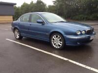 Jaguar x type LPG one owner from new