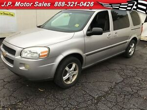 2005 Chevrolet Uplander LS, Automatic, Third Row Seating,