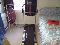 Salus Sport Treadmill