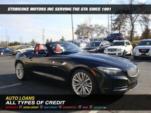 2011 BMW Z4 WOW RED INTERIOR/  CONVERTIBLE /NO ACCIDENTS