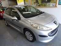 2006 PEUGEOT 207 1.4 S5DOOR, HATCHBACK, FULL MOT HISTORY, HPI CLEAR, DRIVES VERY NICE,VERY CLEAN CAR