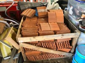 Clay tiles for sale