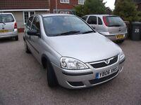 2006 Vauxhall Corsa 1.0 Life Auto Automatic Easytronic 4 door
