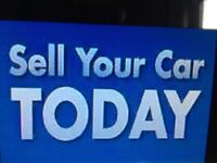 Scrap Cars and vans wanted cash paid.