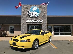 2002 Ford Mustang WOW BEAUTIFUL GT! FINANCING AVAILABLE!