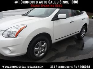 2013 Nissan Rogue Front Wheel Drive,