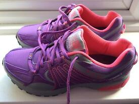 Karrimor Trial Running Trainers- Ladies Size 6