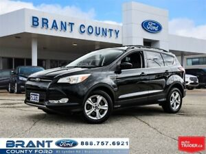2013 Ford Escape SE - 2.0L ECOBOOST, AWD, CLEAN CARPROOF!