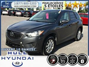 2015 Mazda CX-5 GX, Push to start, bluetooth, À VOIR!!