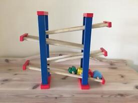 Rolling Shape Wooden Toy