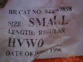HI Viz over trousers - Small