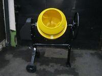 Concrete Mixer / Cement Mixer 240v - New
