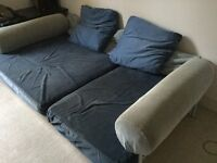 Extra large sofa bed
