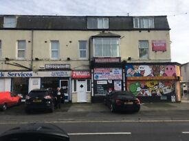 Small shop to let in Blackpool