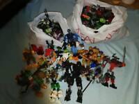 Lego bionicle lot