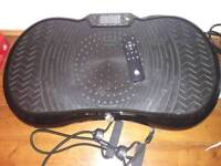 Gym Master Bluetooth Vibration Plate