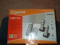 Siemens Gigaset C385 Trio