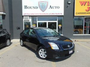 2009 Nissan Sentra 2.0-POWER GROUP,AUTOMATIC