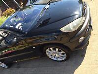 Beautiful Convertible - Peugeot 206 CC - Ready to drive away