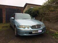 2001 Rover 45 Auto 1.8L