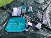 Angelcare AC601 monitor and movement sensor pad